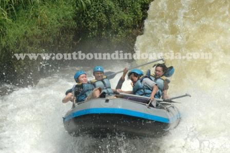 rafting di Kasembon