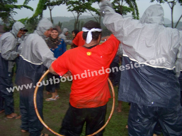 Game Outbound - Hulahoop