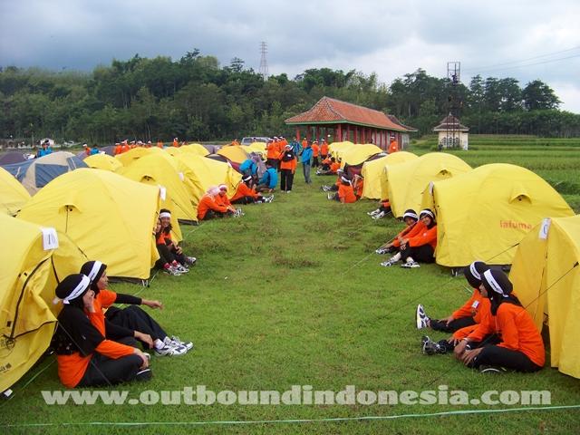 Camping PLN Surabaya