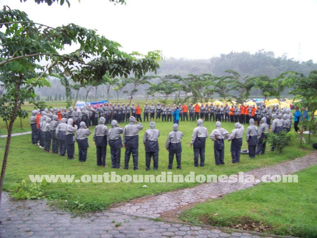 Outbound PLN di Kasembon