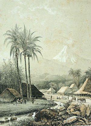 Pemandangan desa, www.outboundindonesia.com, 081334664876