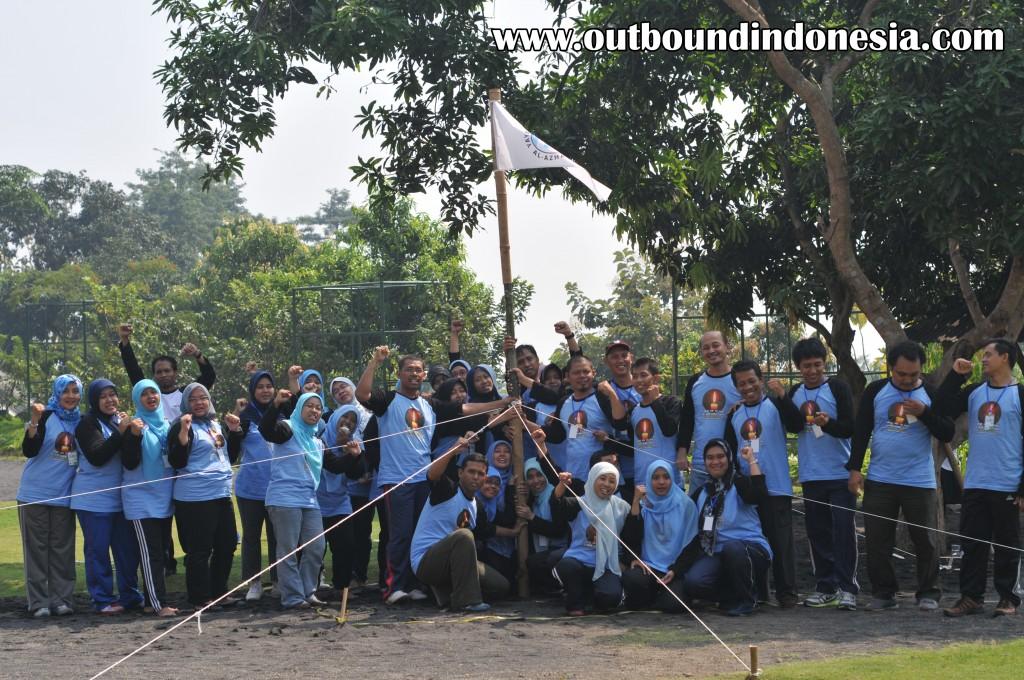 outbound trawas Al-Azhar, www.outboundindonesia.com, 081334664876