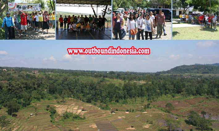 Outbound Teamwork Bank OCBC NISP di Blessing Hills Family Resort, www.outboundindonesia.com, 081334664876