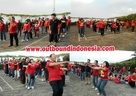 "outbound training ""teamwork building"" bank dbs surabaya di hotel surya tretes, www.outboundindonesia.com, 081334664876"