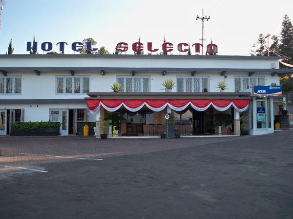 HOTEL SELECTA BATU EKSOTIK DI MALANG Outboundindonesia 081334664876