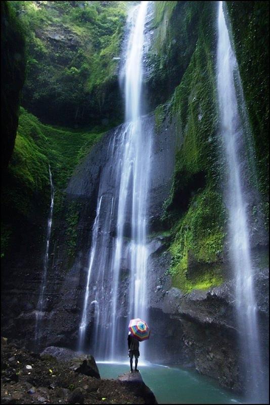 air terjun madakaripura probolinggo, www.outboundindonesia.com, 081334664876