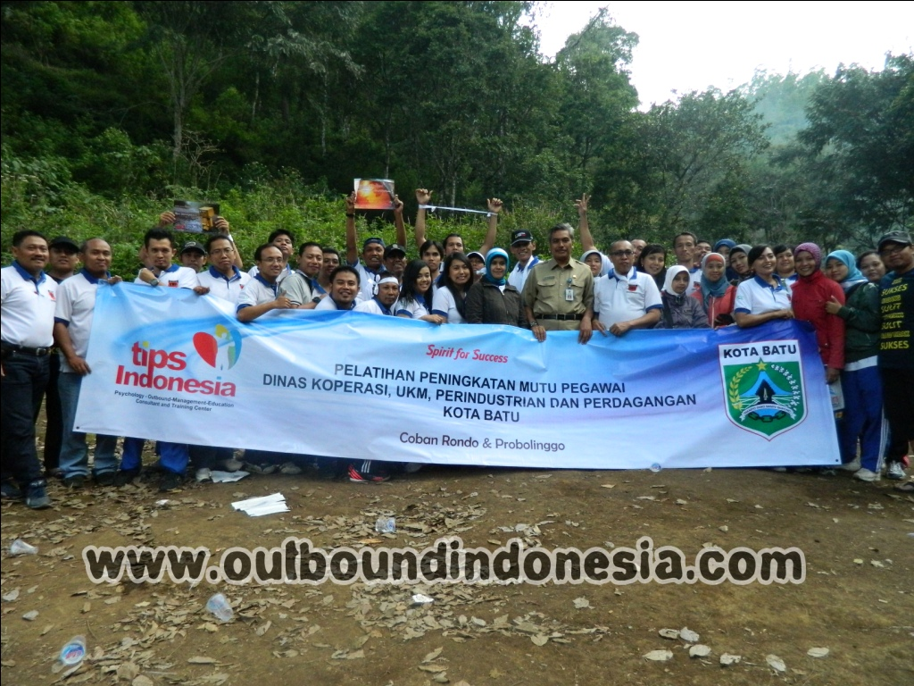 Diskoperindag di Coban Rondo, http://www.outboundindonesia.com, 081 287 000 995