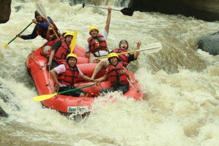 Kaliwatu Rafting, www.outboundindonesia.com, 085755059965