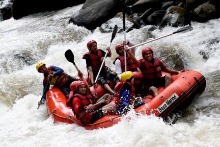 Rafting, www.outboundindonesia.com, 085755059965