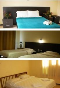 Kamar Hotel Grand Pujon, www.outboundindonesia.com, 085 755 059 965