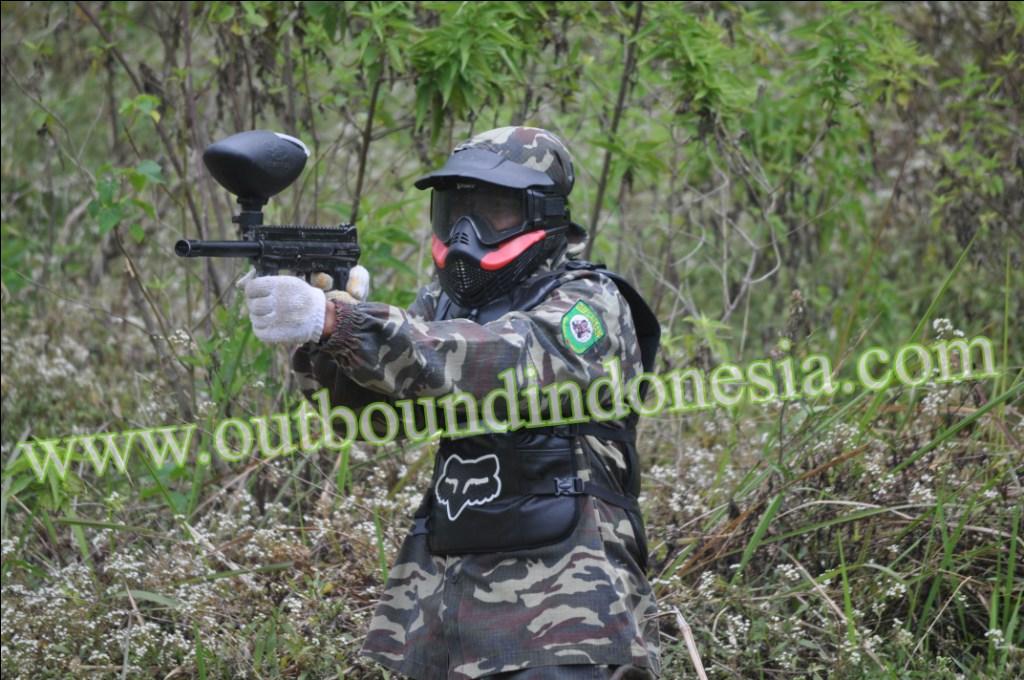 arena paintball di coban rondo, www.outboundindonesia.com, 085 755 059 965
