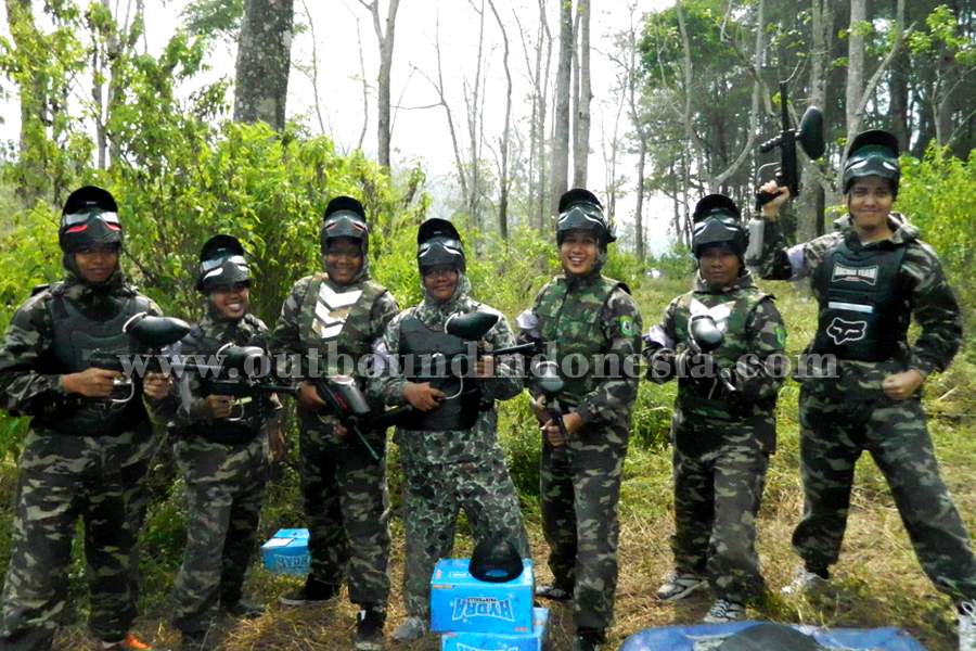 paintball game, www.outboundindonesia.com, 085755059965