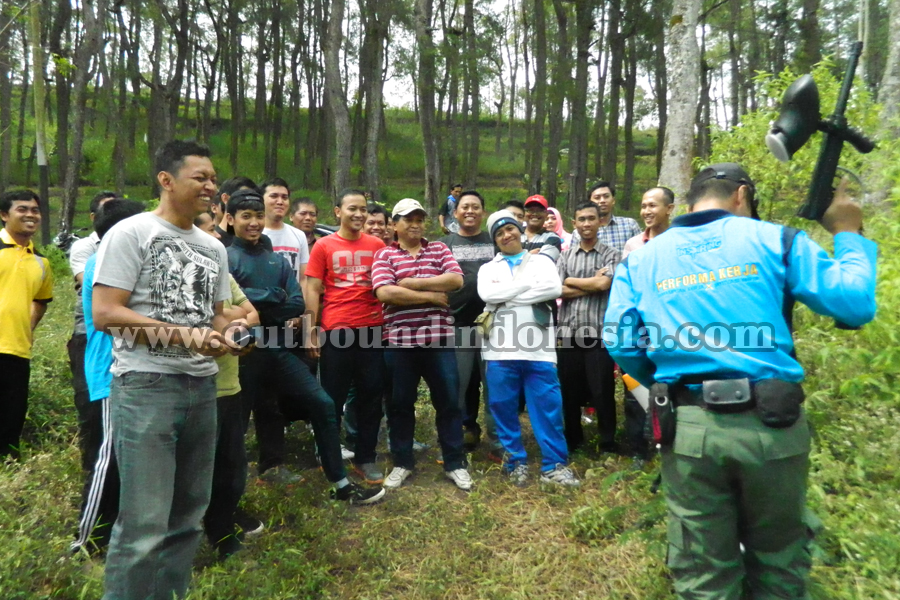 briefing permainan paintball, www.outboundindonesia.com, 085755059965