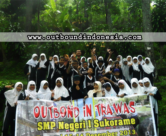 Outbound SMPN 1 Sukorame, www.outboundindonesia.com, 085 755 059 965