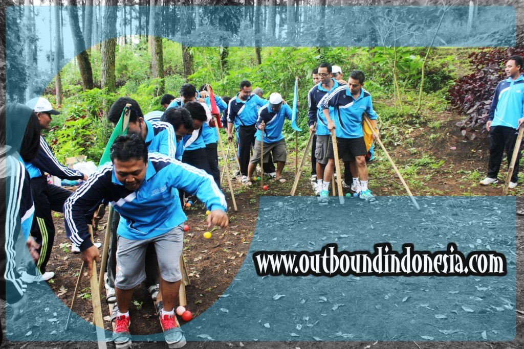 HOLE IN FIVE, www.outboundindonesia.com, 085755059965