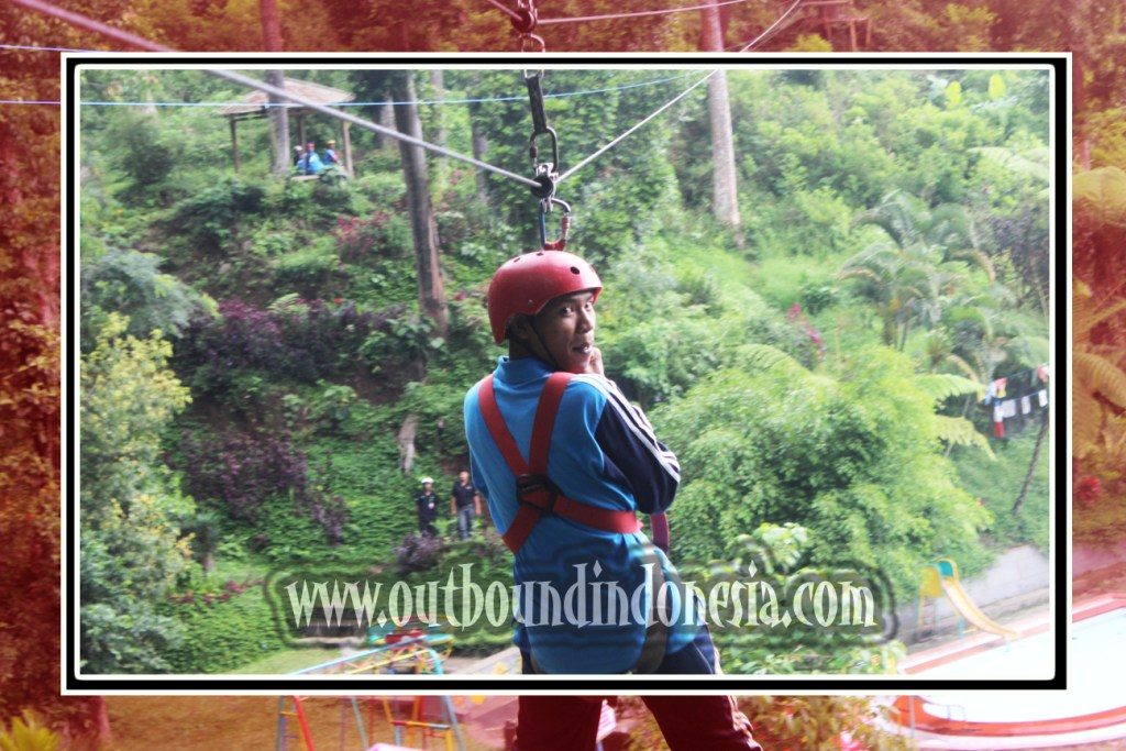 Flying Fox, www.outboundindonesia.com, 085755059965