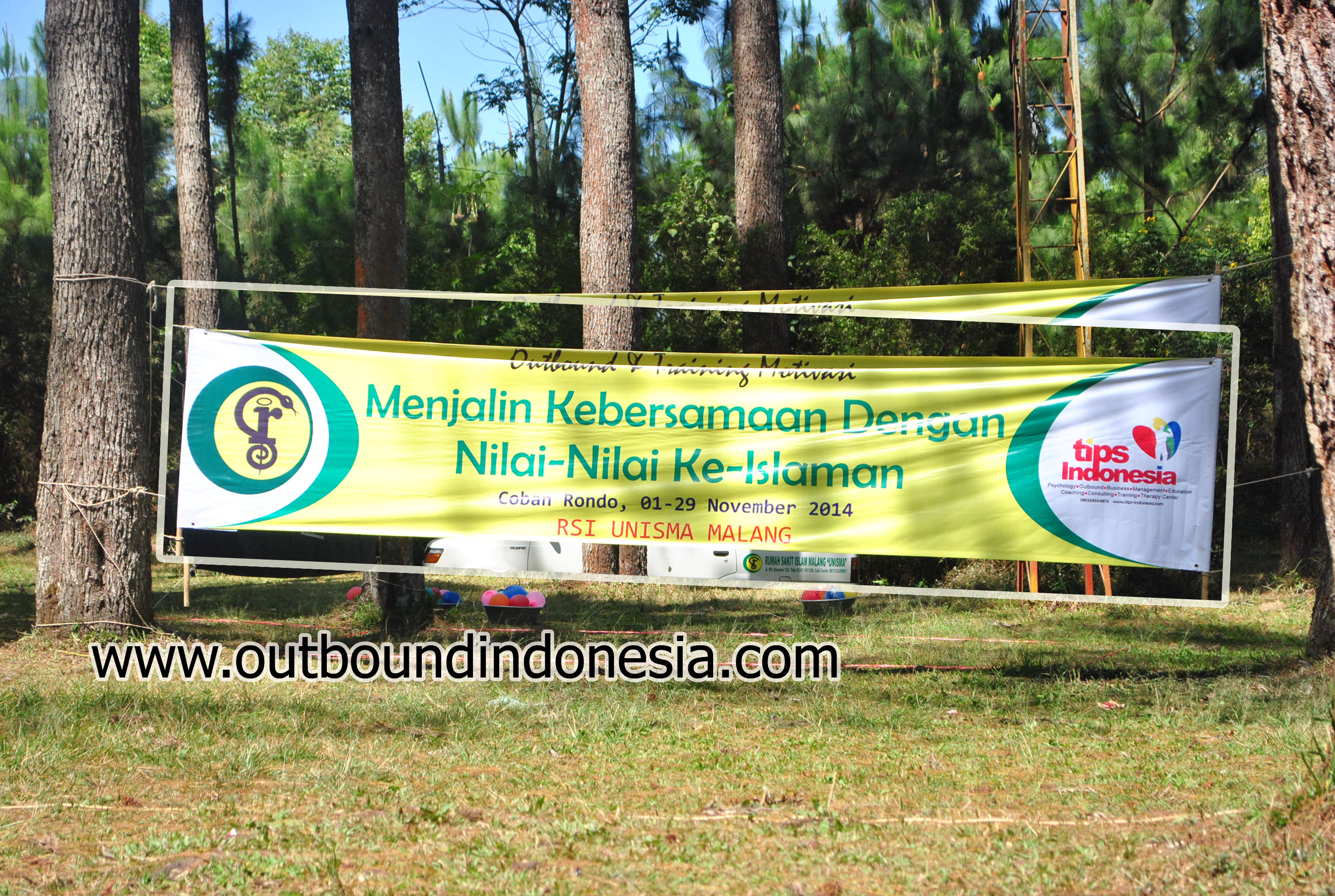 Outbound RSI UNISMA, www.outboundindonesia.com, 082231080521