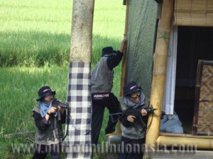 Paint Ball SMAN 1 Gresik